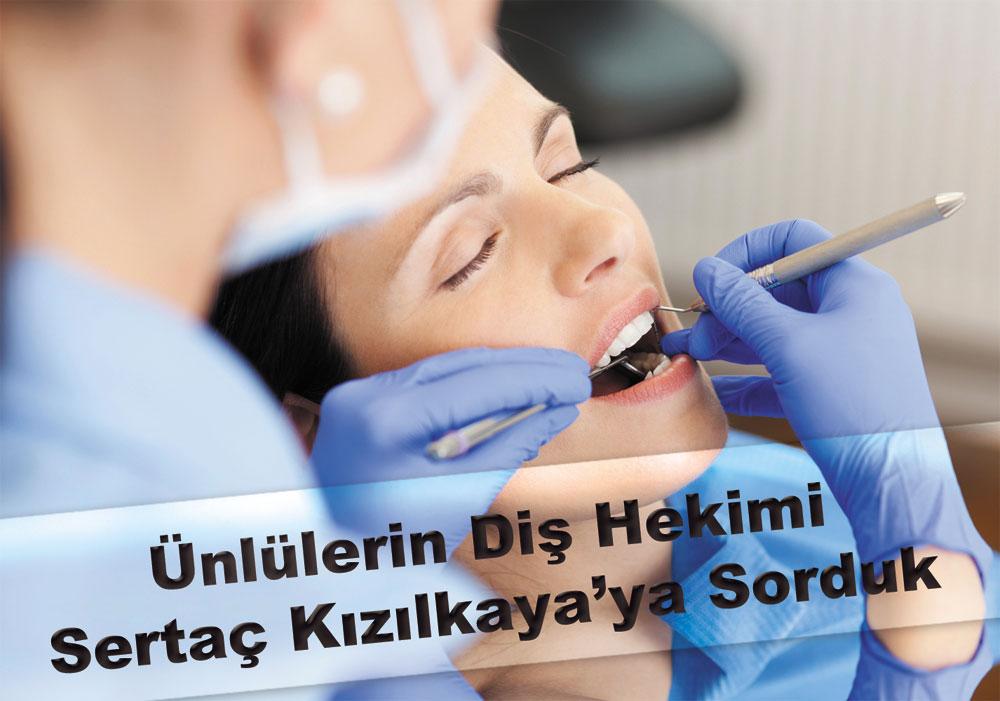 Zirkonyum ve implant hakkında en çok sorulan soruları Diş Hekimi Sertaç Kızılkaya yanıtladı